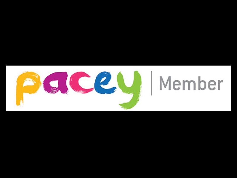 Pacey member logo